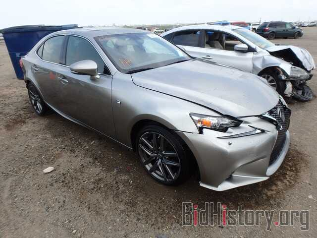 Фотография JTHCF1D26F5023807 - LEXUS IS250 2015
