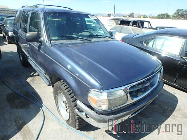 Photo 1FMZU34E1WUA28700 - FORD EXPLORER 1998