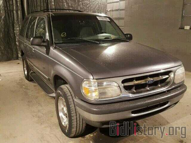 Photo 1FMZU34E7WUA25896 - FORD EXPLORER 1998