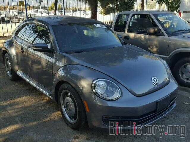 Photo 3VWJP7AT9CM647884 - VOLKSWAGEN BEETLE 2012