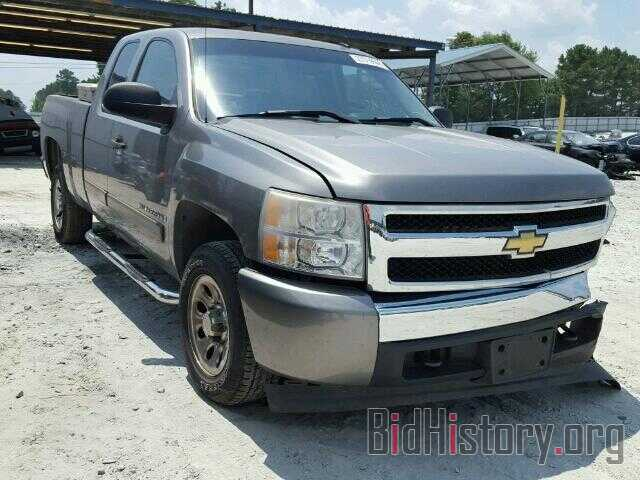 Photo 1GCEC19CX7Z558458 - CHEVROLET SILVERADO 2007