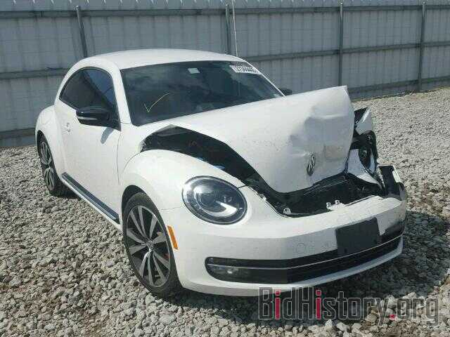 Photo 3VW4A7AT8CM646112 - VOLKSWAGEN BEETLE 2012
