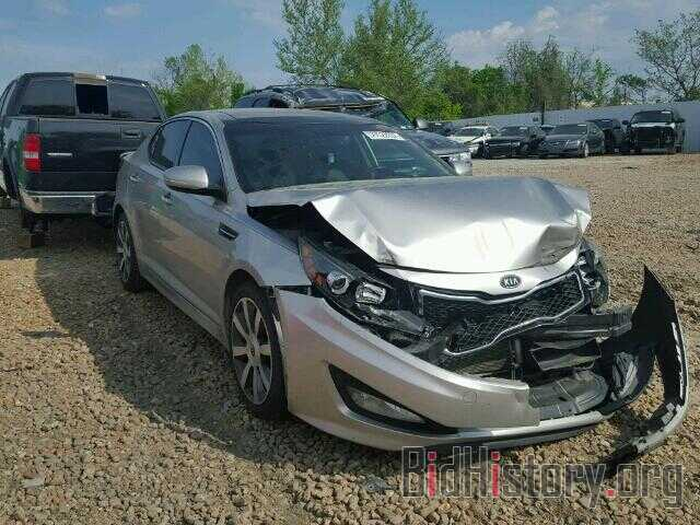 Photo KNAGR4A64B5120384 - KIA OPTIMA 2011