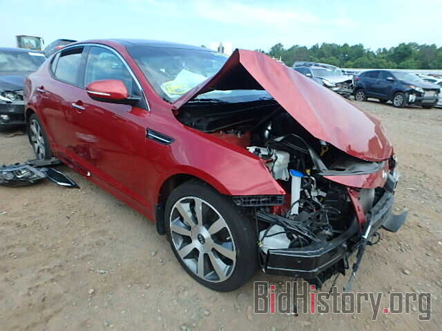 Photo KNAGR4A69B5119750 - KIA OPTIMA 2011