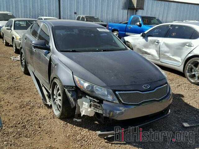 Photo KNAGR4A68B5117553 - KIA OPTIMA 2011