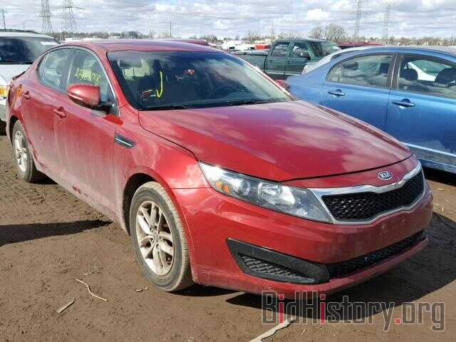 Photo KNAGM4A74B5074157 - KIA OPTIMA 2011