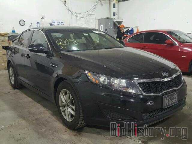 Photo KNAGM4A70B5179374 - KIA OPTIMA 2011