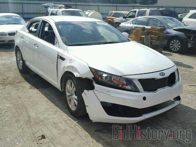 Photo KNAGN4A73B5119733 - KIA OPTIMA 2011