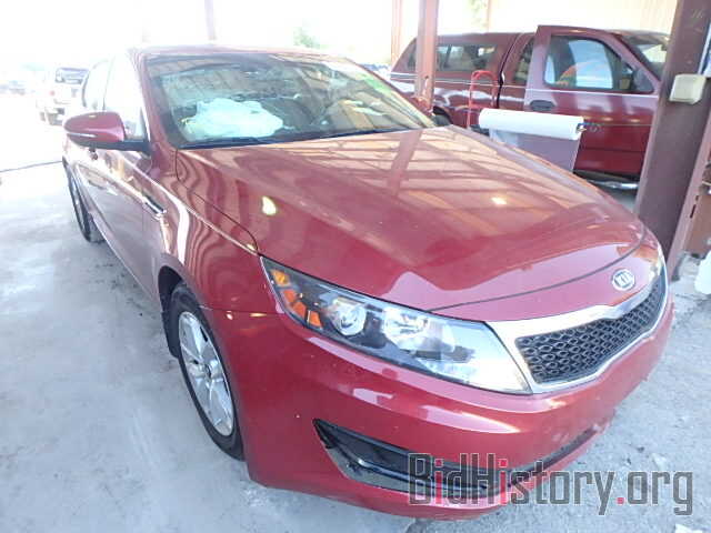 Photo KNAGM4A75B5084549 - KIA OPTIMA 2011