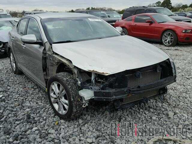 Photo KNAGN4A76B5076652 - KIA OPTIMA 2011