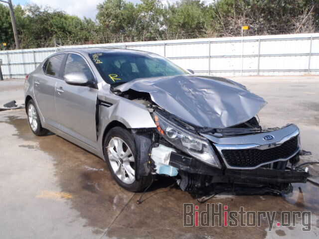 Photo KNAGN4A76B5044655 - KIA OPTIMA 2011