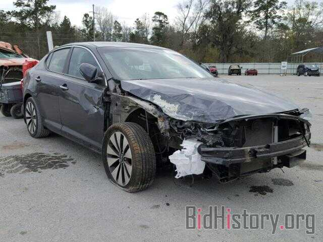 Photo KNAGR4A60B5115778 - KIA OPTIMA 2011