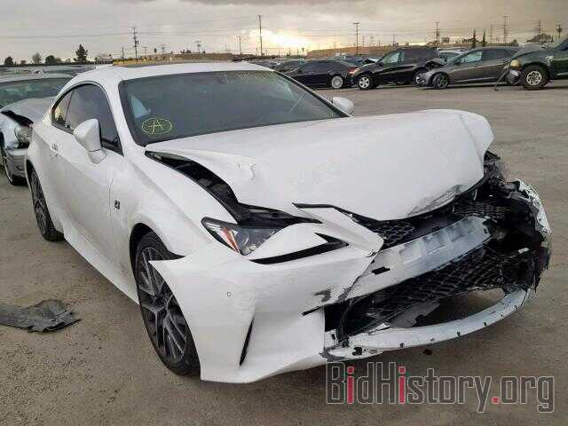 Photo JTHHA5BC4G5001121 - LEXUS RC 2016