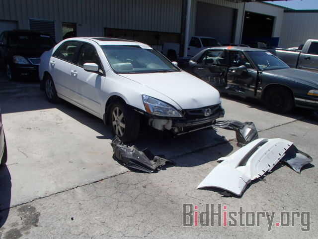 Photo 1HGCM66505A026866 - HONDA ACCORD 2005