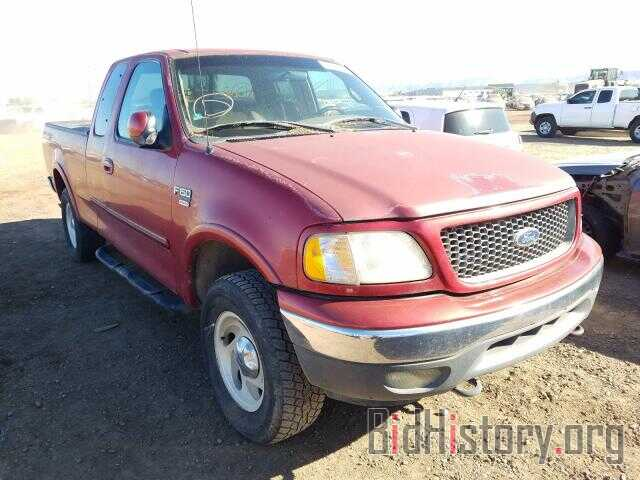 Photo 1FTRX18L51KB45886 - FORD F150 2001