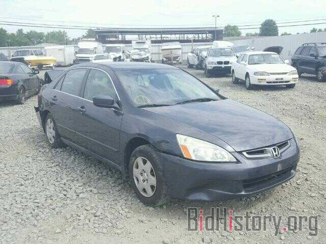 Photo 1HGCM56445A132478 - HONDA ACCORD 2005