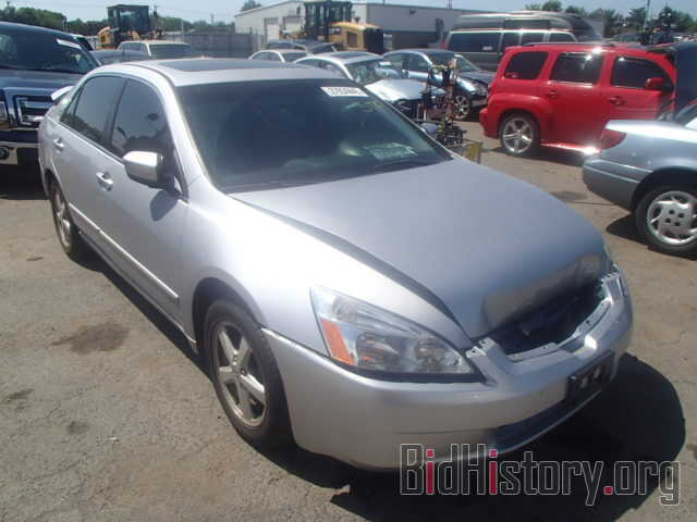 Photo 1HGCM56725A022099 - HONDA ACCORD 2005