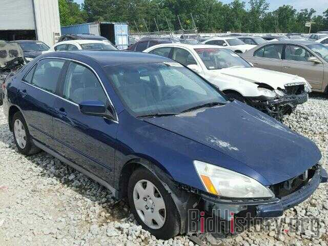 Photo 1HGCM56435A077201 - HONDA ACCORD 2005