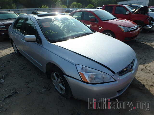Photo 1HGCM56745A014246 - HONDA ACCORD 2005