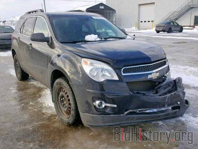 Photo 2GNFLEE55C6251523 - CHEVROLET EQUINOX LT 2012