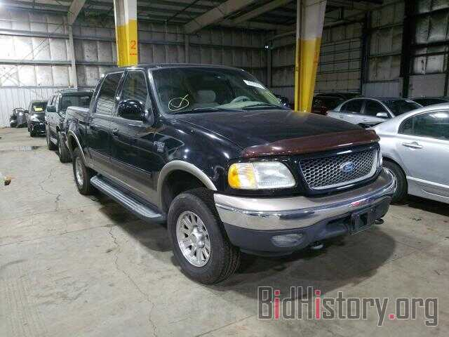 Photo 1FTRW08L51KB78478 - FORD F150 2001