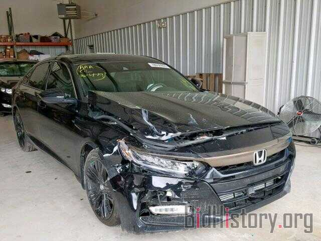 Photo 1HGCV1F37JA224272 - HONDA ACCORD SPO 2018