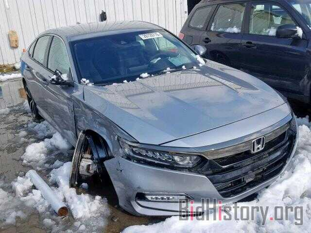 Photo 1HGCV1F31JA235462 - HONDA ACCORD SPO 2018