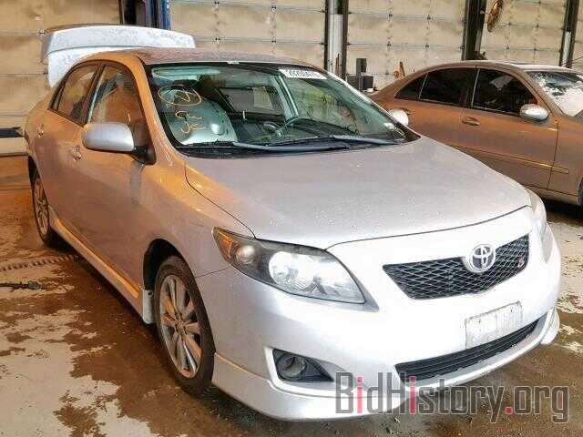 Photo 2T1BU4EE2AC470868 - TOYOTA COROLLA BA 2010