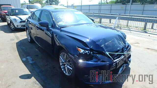 Фотография JTHCF1D26F5022169 - LEXUS IS250 2015
