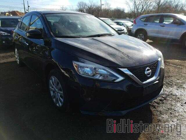 Photo 3N1AB7AP8GL674495 - NISSAN SENTRA 2016