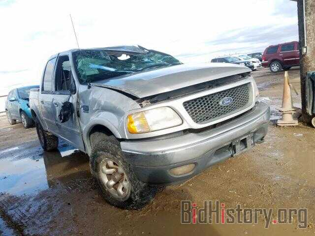Photo 1FTRW08L61KB01473 - FORD F150 2001