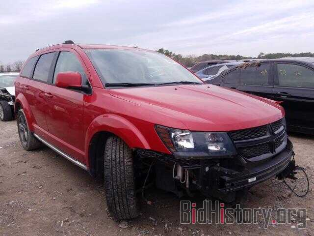 Фотография 3C4PDCGG6HT617621 - DODGE JOURNEY 2017