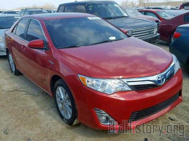 Photo 4T1BD1FK6DU083763 - TOYOTA CAMRY 2013