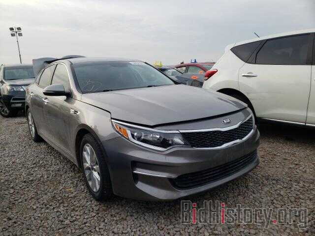 Фотография 5XXGT4L37GG064872 - KIA OPTIMA 2016