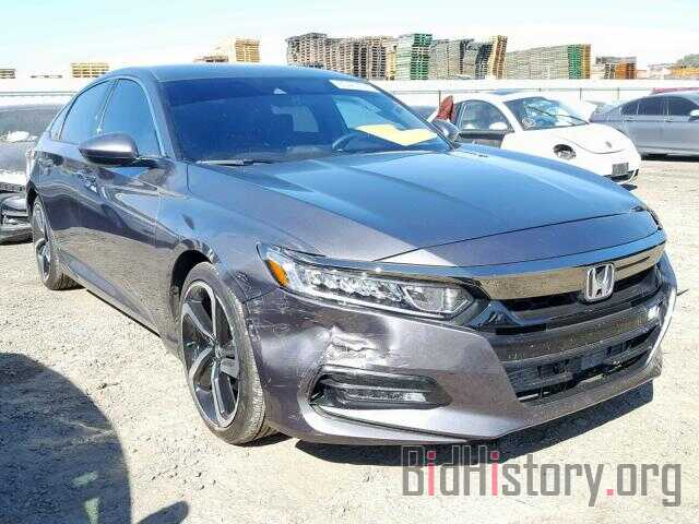 Photo 1HGCV1F31JA170421 - HONDA ACCORD SPO 2018