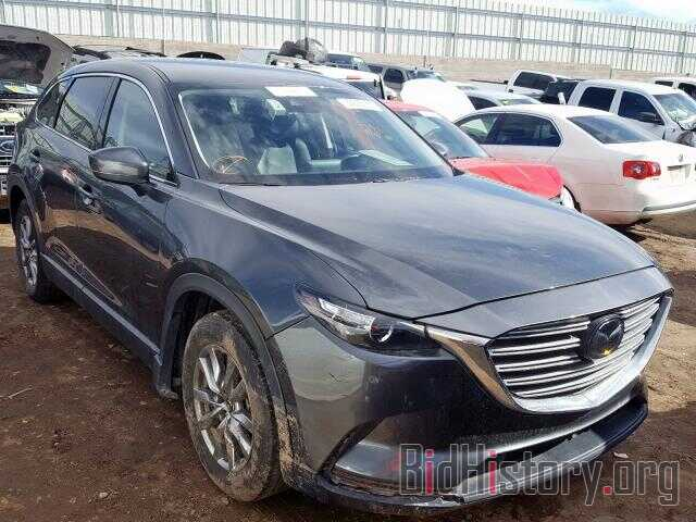 Фотография JM3TCACY5J0215233 - MAZDA CX-9 2018