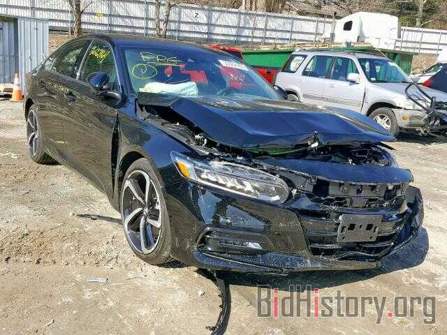 Photo 1HGCV2F31JA053217 - HONDA ACCORD SPO 2018