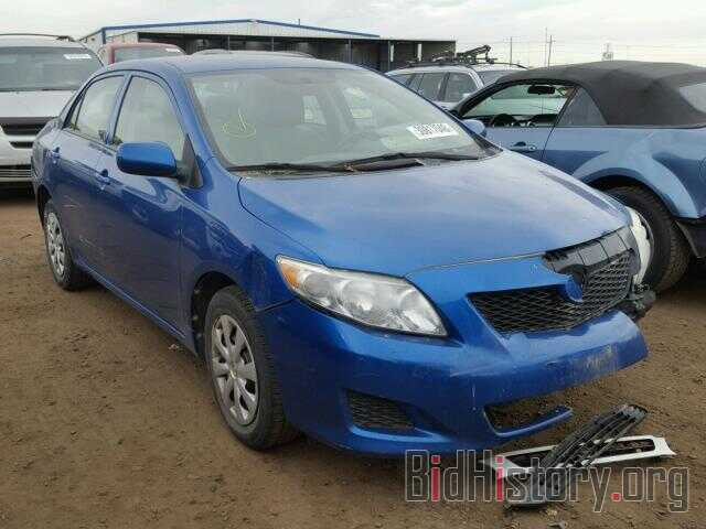 Photo 2T1BU4EE8AC389292 - TOYOTA COROLLA BA 2010