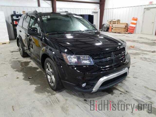 Фотография 3C4PDCGG9HT542834 - DODGE JOURNEY 2017
