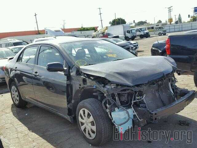 Photo JTDBU4EEXA9096936 - TOYOTA COROLLA BA 2010
