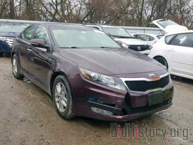 Photo 5XXGM4A73DG258958 - KIA OPTIMA 2013
