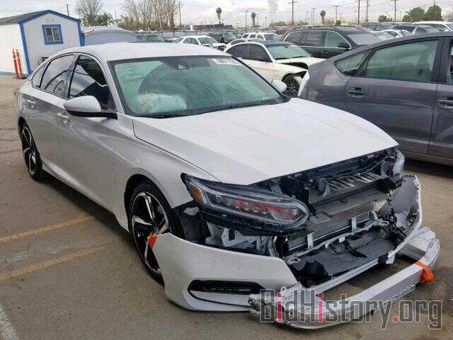 Photo 1HGCV1F36JA072047 - HONDA ACCORD SPO 2018