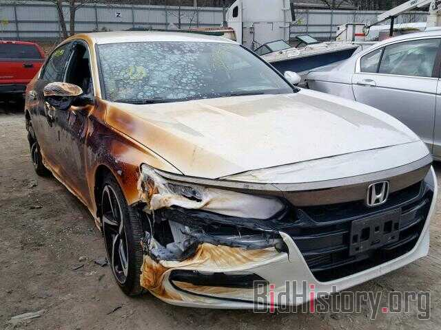 Photo 1HGCV1F33JA075231 - HONDA ACCORD SPO 2018