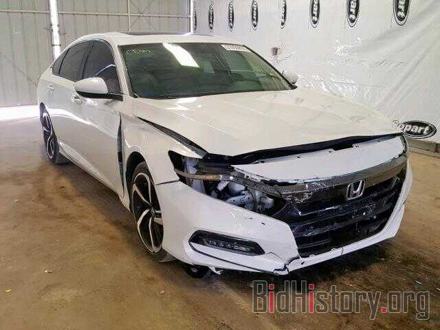 Photo 1HGCV2E31JA043126 - HONDA ACCORD SPO 2018