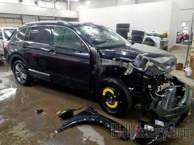 Photo 3VV4B7AX3KM045595 - VOLKSWAGEN TIGUAN 2019