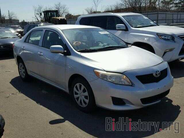 Photo JTDBU4EEXAJ055446 - TOYOTA COROLLA BA 2010