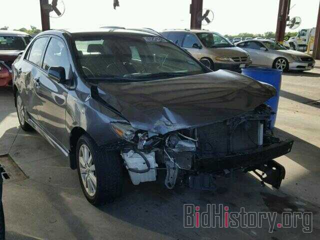 Photo 2T1BU4EE7AC412870 - TOYOTA COROLLA BA 2010