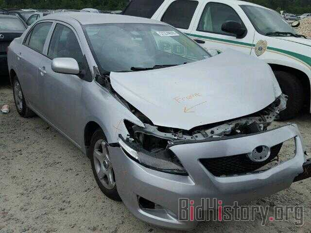 Photo 2T1BU4EE2AC498282 - TOYOTA COROLLA BA 2010