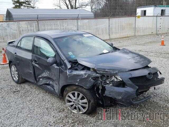 Photo 2T1BU4EE5AC214496 - TOYOTA COROLLA BA 2010