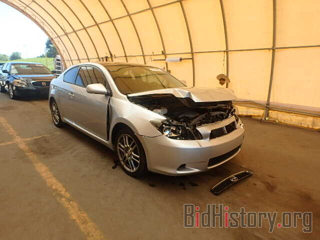 Photo JTKDE167160097952 - TOYOTA SCION 2006